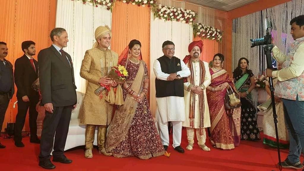 Athar Aamir Khan marriage photo