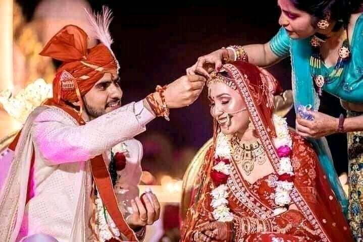 Kanishak Kataria mariage image