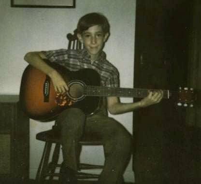 jeff tiedrich childhood photo