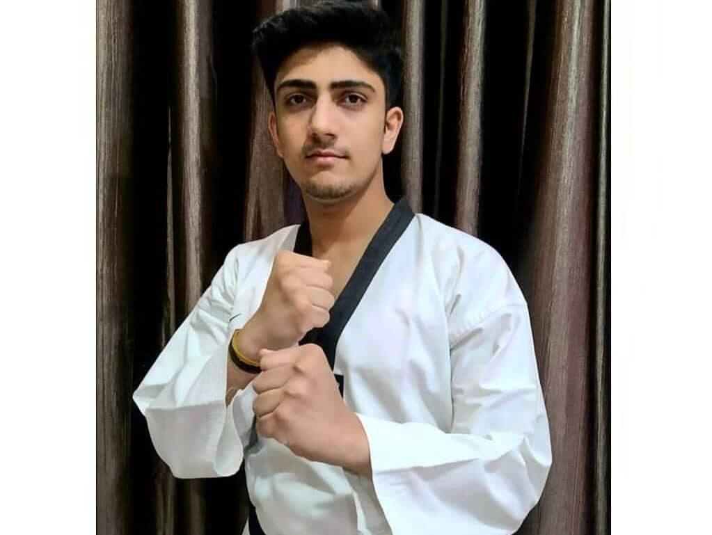 atul raghav taekwondo photo