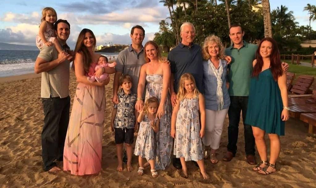 Brian Tracy Family