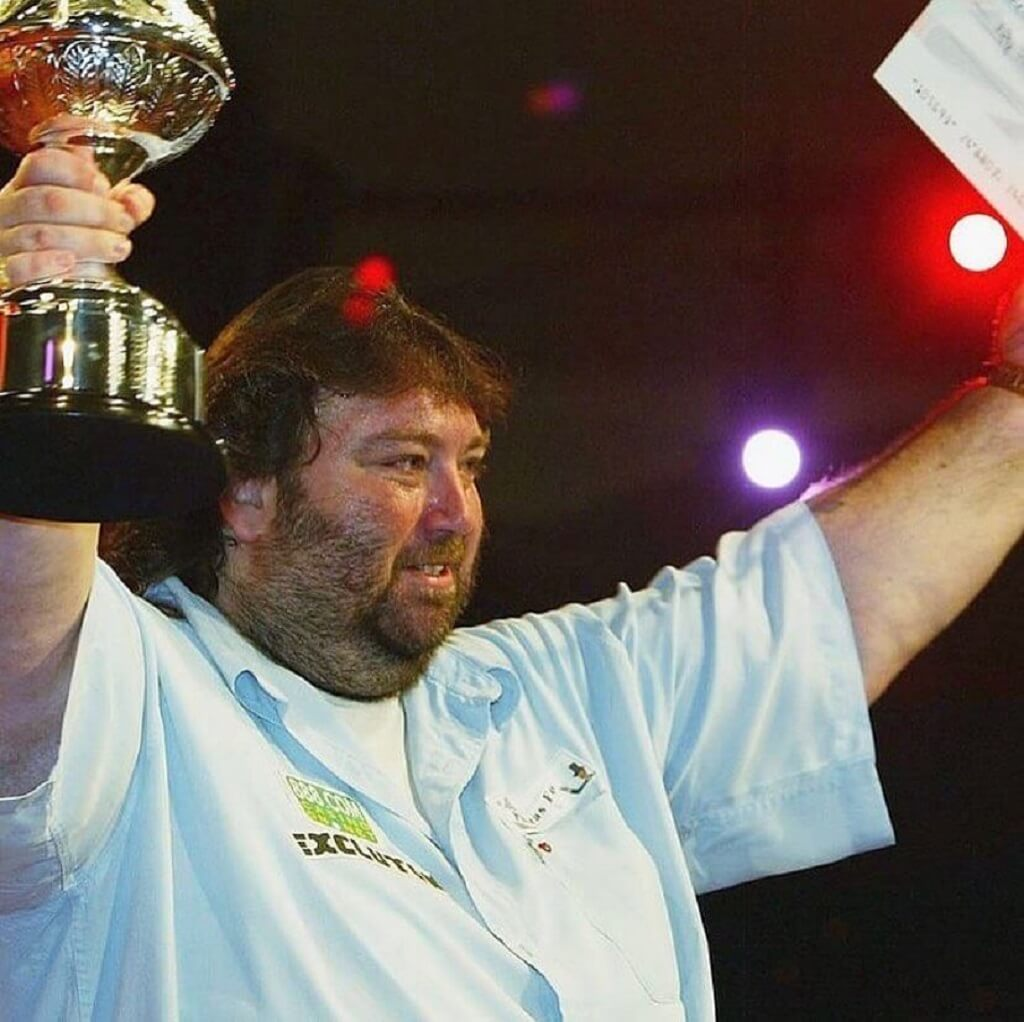 Andy Fordham pic image