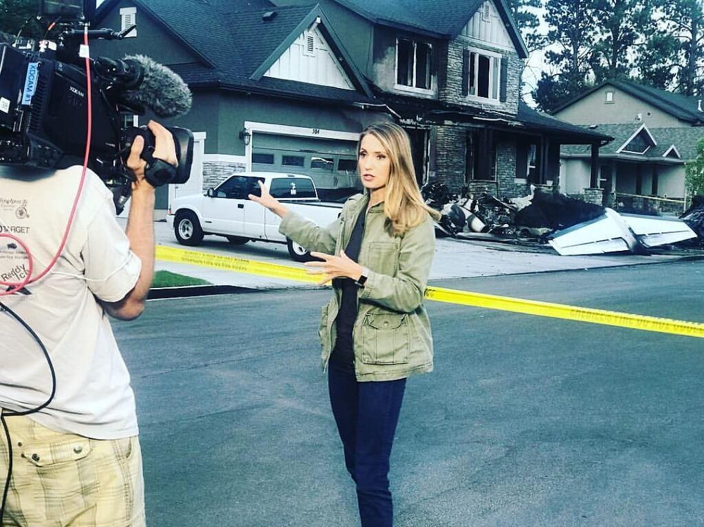 Kayna Whitworth reporter