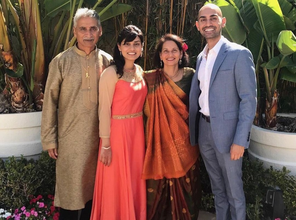 neil patel image family