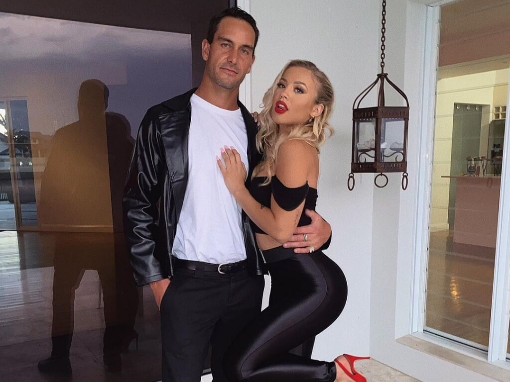 Tammy Hembrow Image with bf