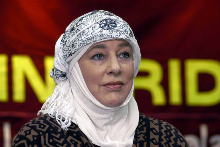 Who is Yvonne Ridley biography islam taliban