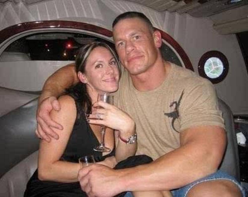 Elizabeth Huberdeau Ex-Wife of John Cena