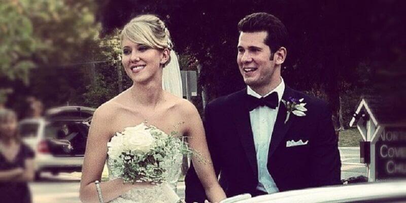 Hilary Crowder and husband (1)