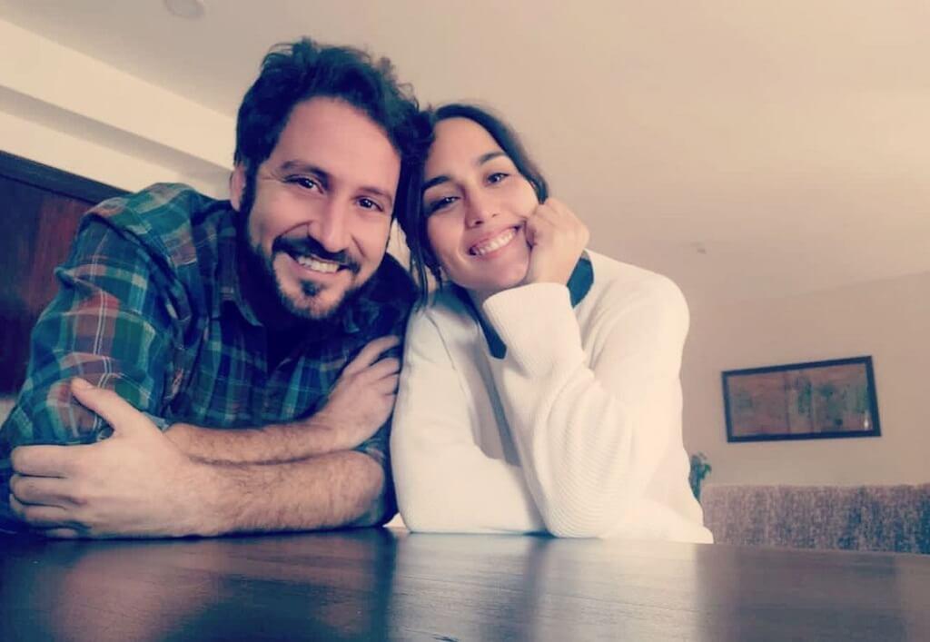 Megan Gracia Montaner husband