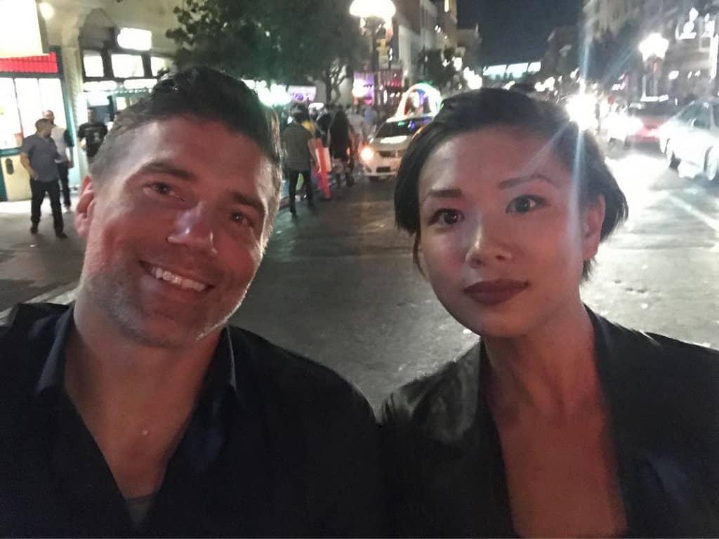 anson mount wife Darah Trang