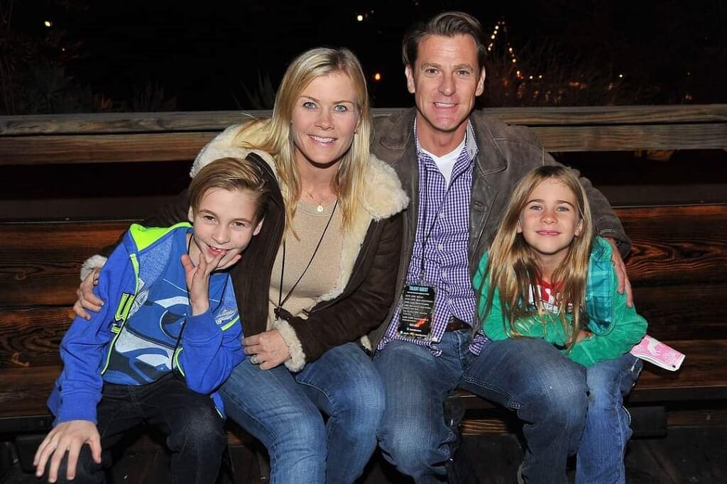 David Sanov family