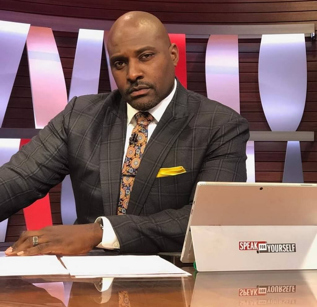 Marcellus Wiley Image