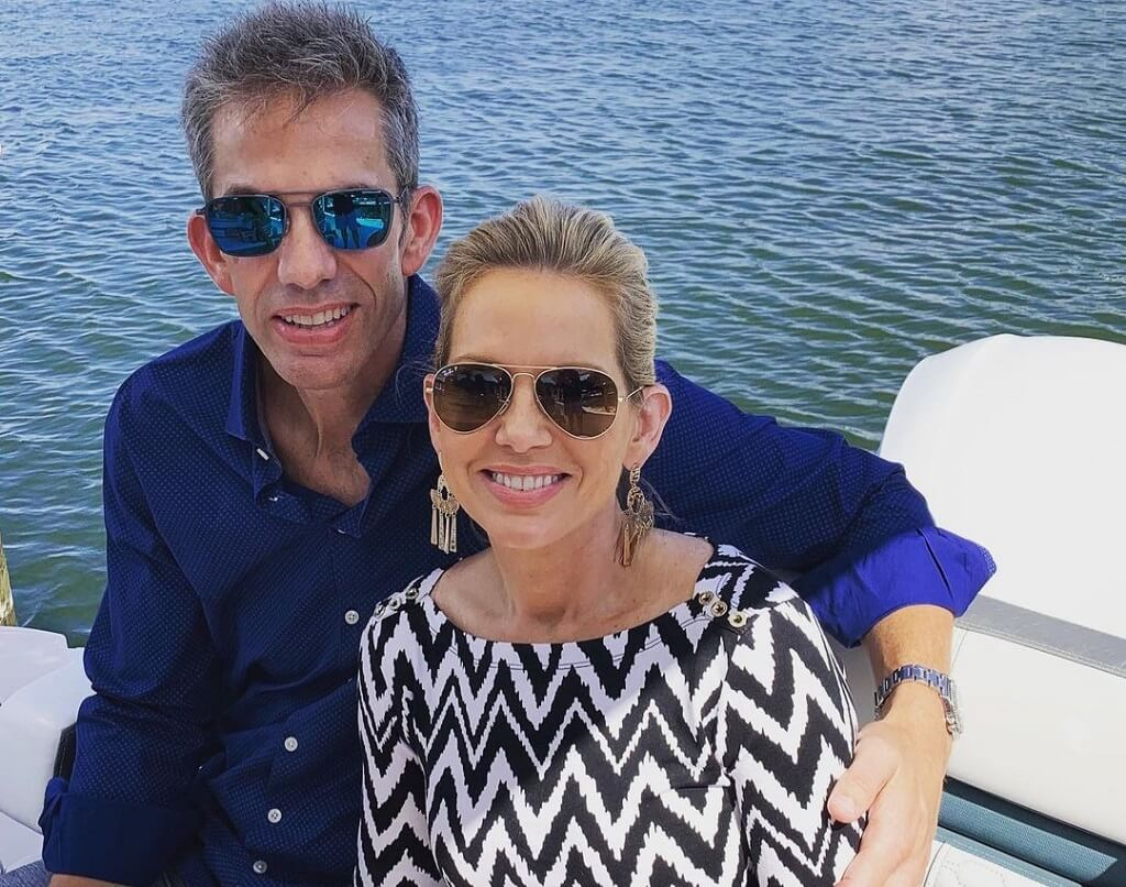 Sheldon Bream and wife image