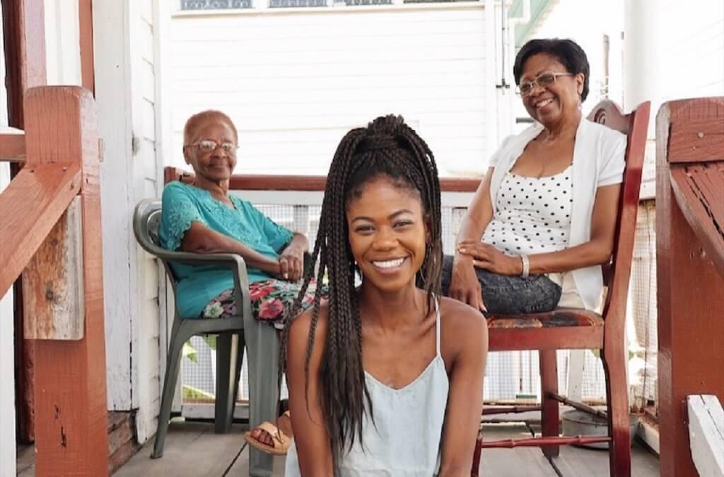 Vanessa Lee Chester family